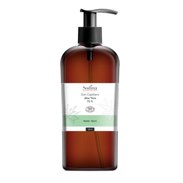 après-shampoing Aloe vera